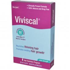 Viviscal витамины для волос