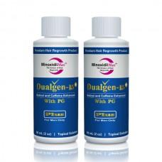 DualGen Plus (Миноксидил 15% + Финастерид 0.1%)  2 месяца